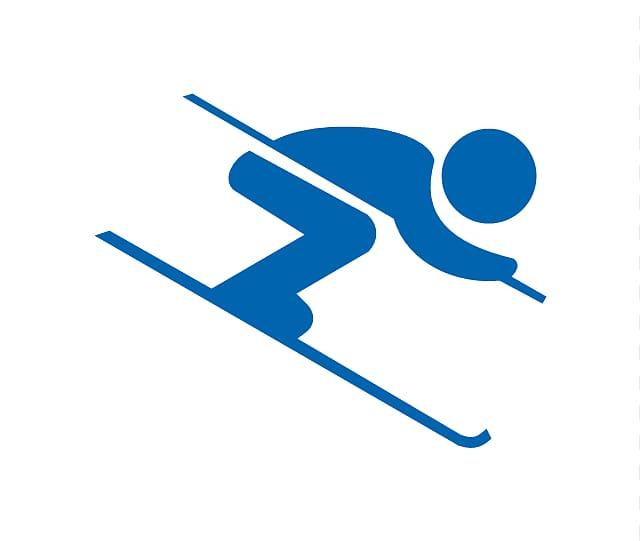 Olympics clipart ski. Winter olympic games alpine