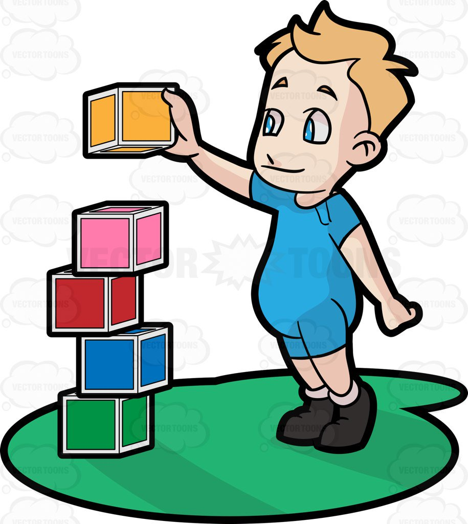 Toddler clipart building block. Free download best