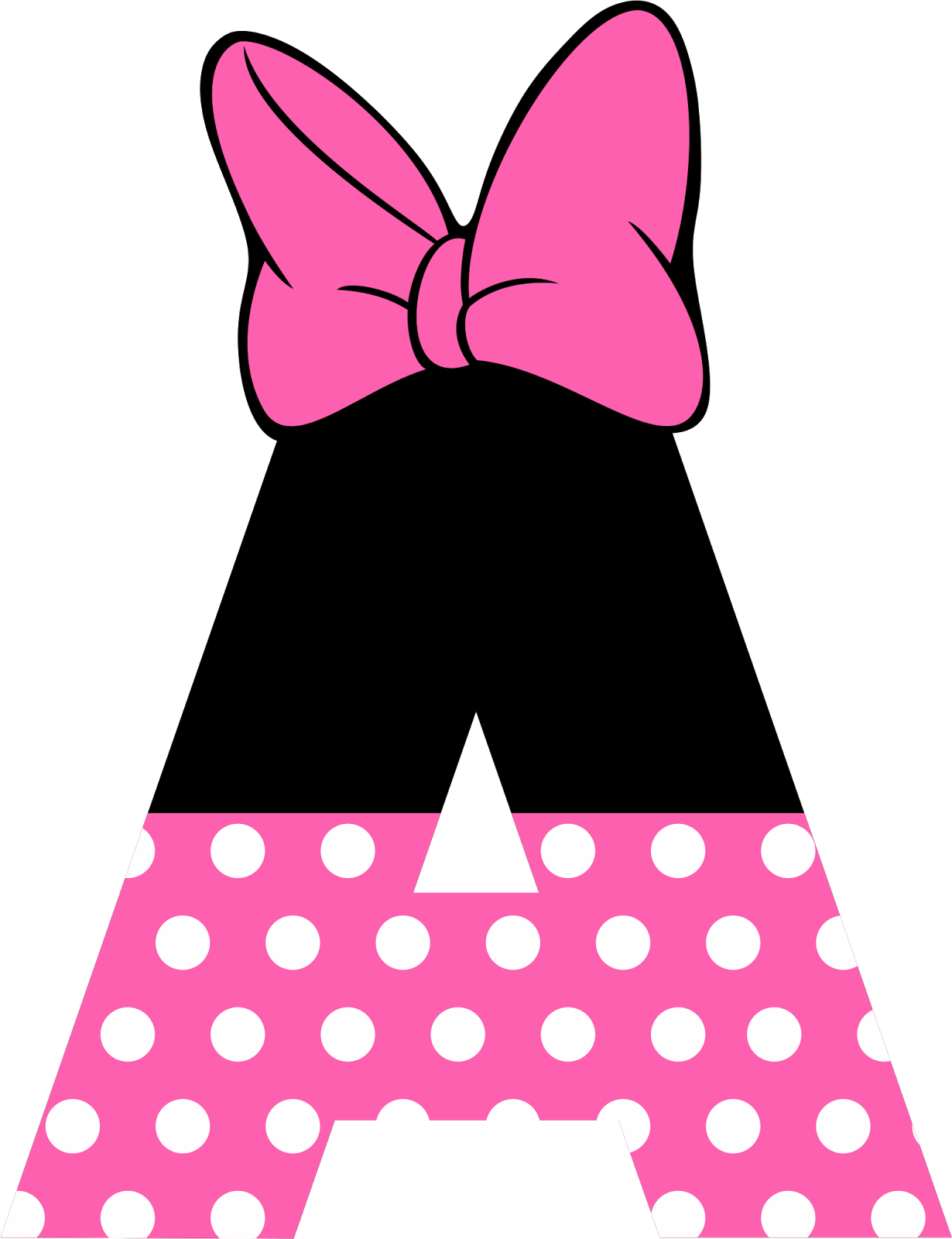 One clipart minnie mouse. Grafos minniea png m