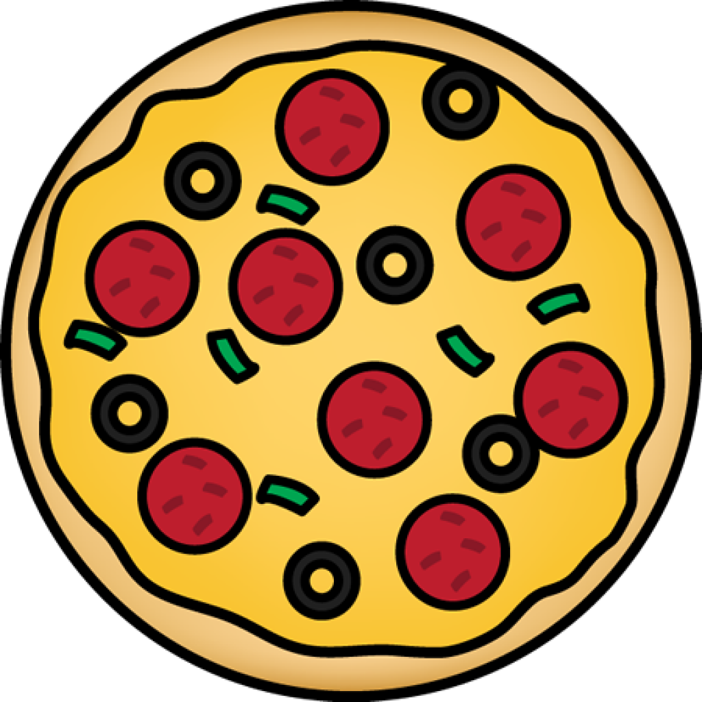 Pizza owl hatenylo com. One clipart whole