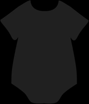 onesie clipart