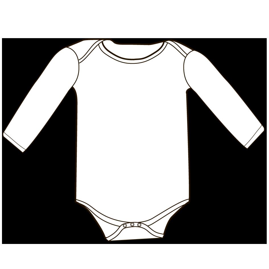 Onesie baby bodysuit