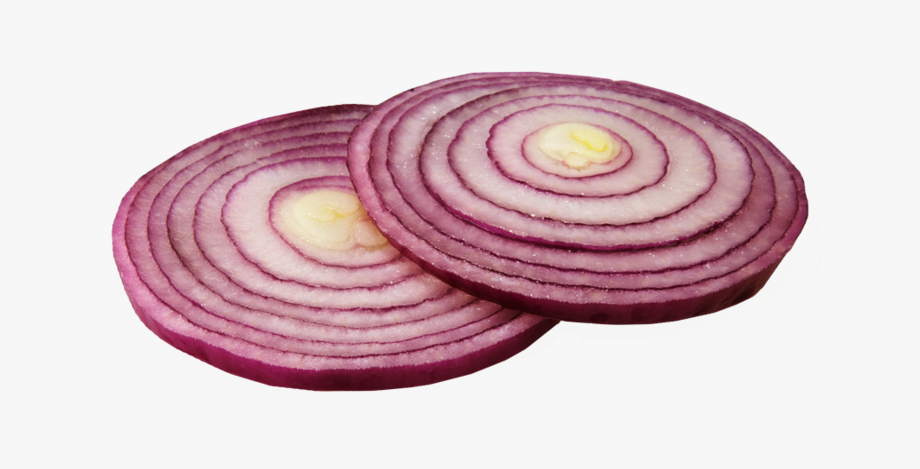 Onion clipart sliced onion. Slice red png free