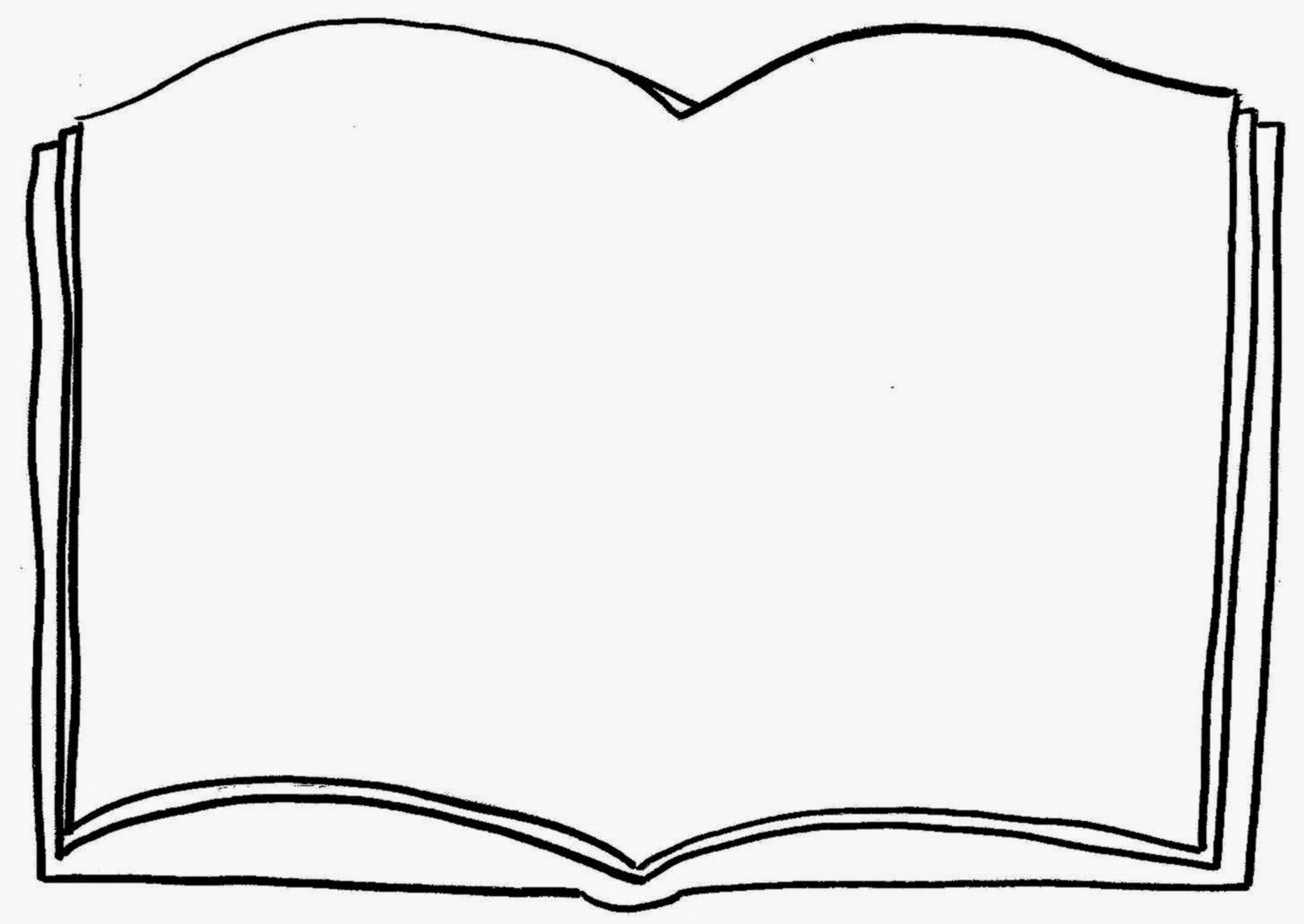 Book clipart black and white. Lovely of open letter