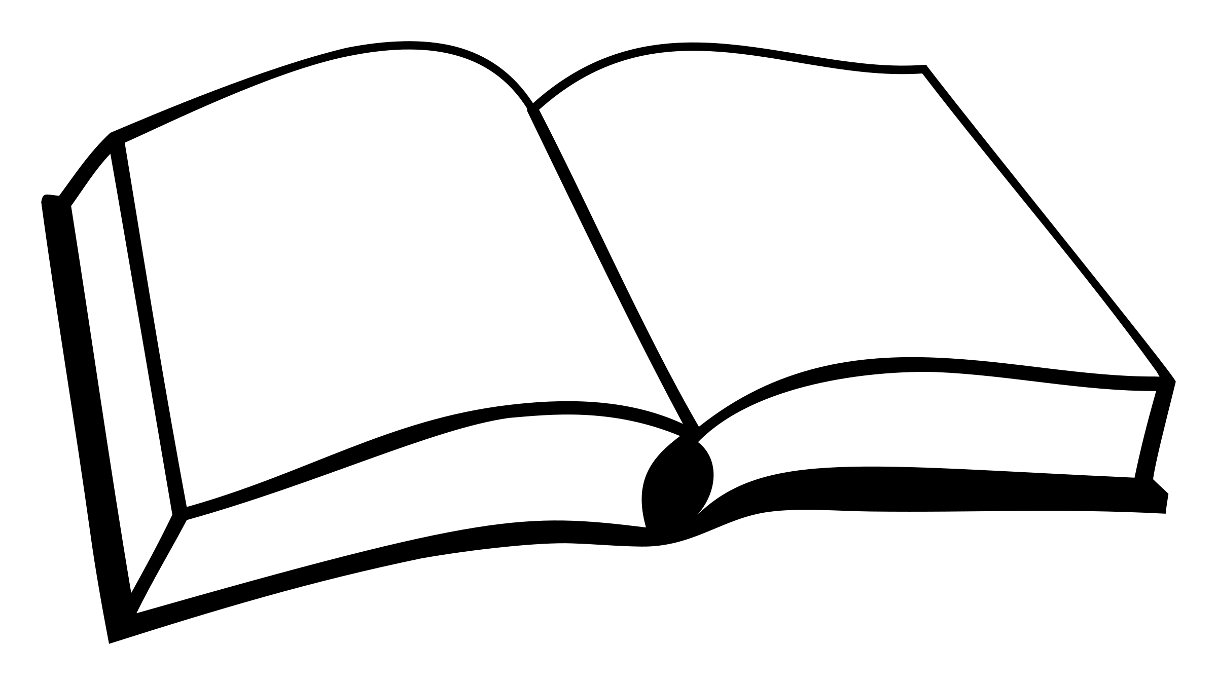 Big clipart open book. Remixed icons png free