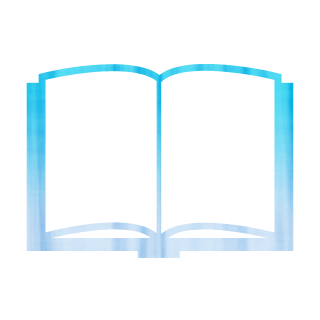 Open book clip art book page. Flat clipart panda free