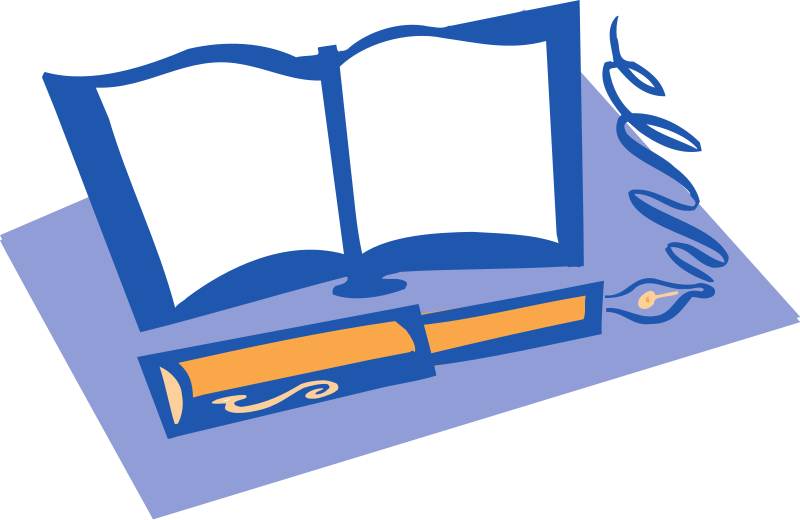 Open book clip art light. Clipart free graphics of