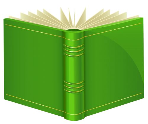 Green Book PNG Clipart | magic | Pinterest | Books and Open book