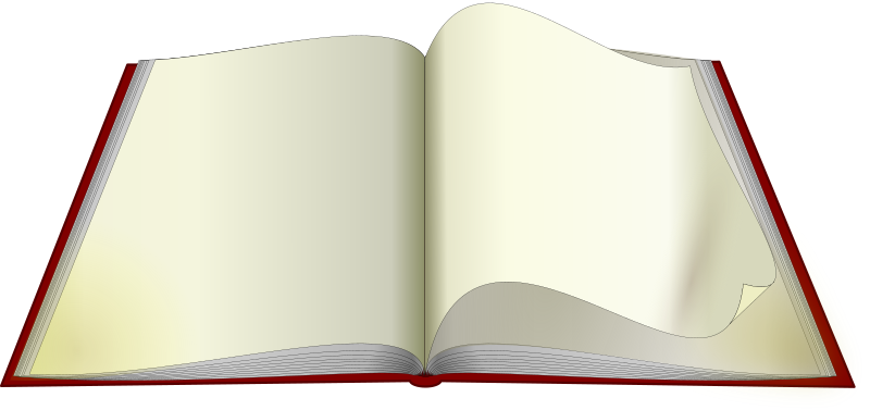 Open book clip art magic. Pages png mart