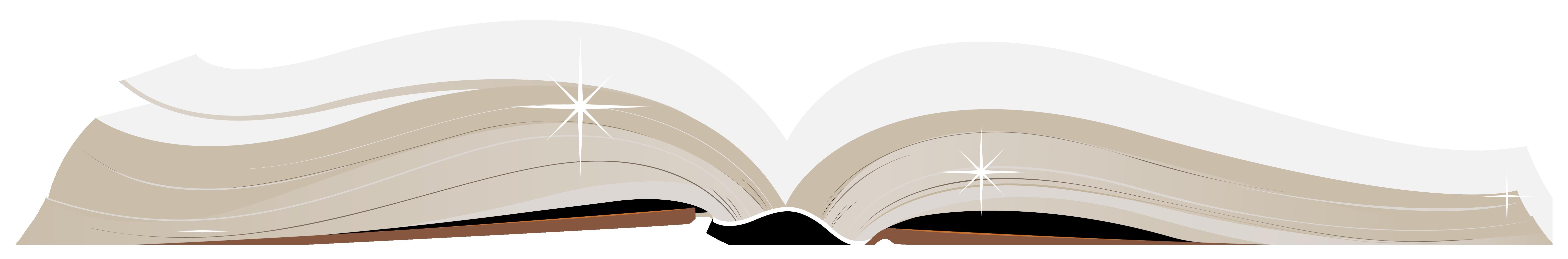 Png clipart best web. Open book clip art magic