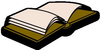 Free clipart images. Open book clip art public domain