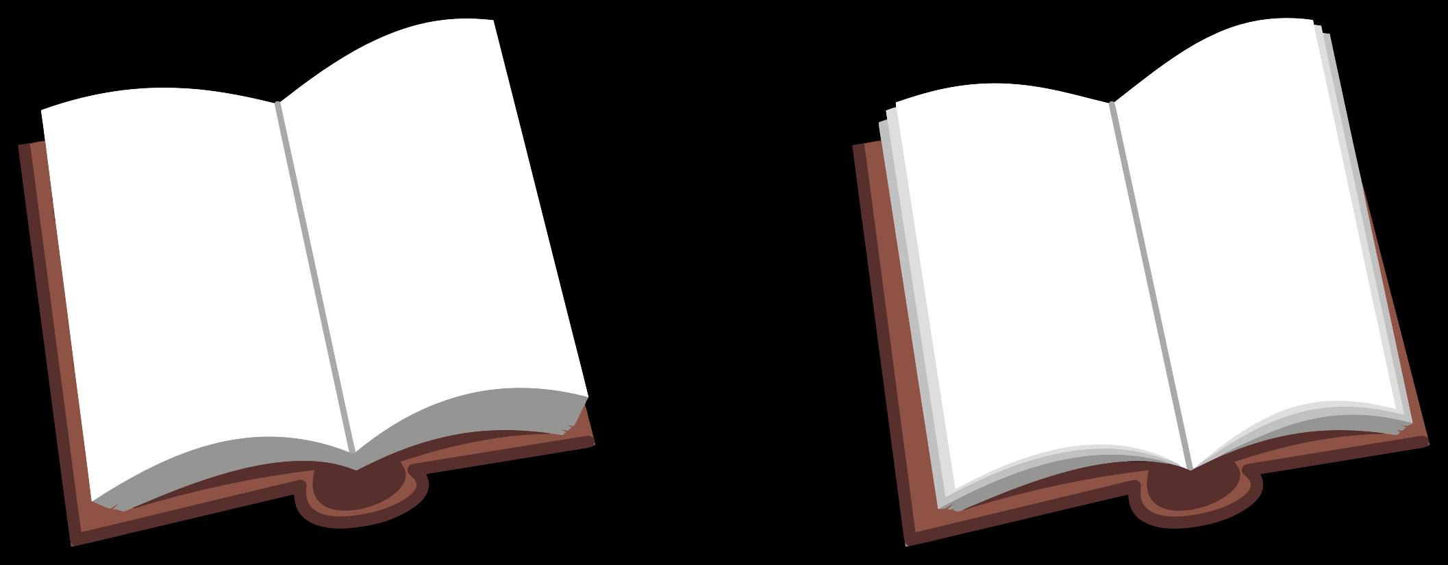 Clipart books big image. Open book clip art school