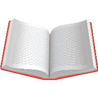 Download free png photo. Open book clip art transparent background