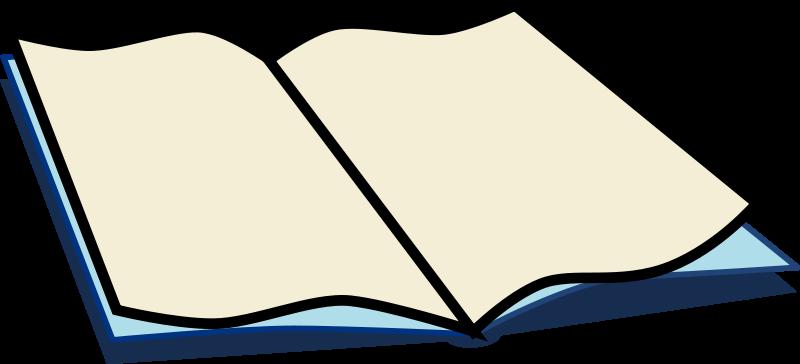 Open book transparent background. Books clipart menu