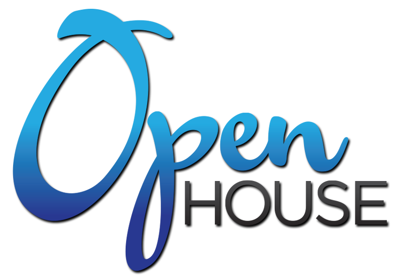 Open house png.  for free download
