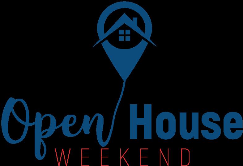 Open house png. Weekend openhouseweekendlogopng