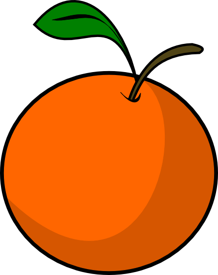 Orange clipart. The top best blogs
