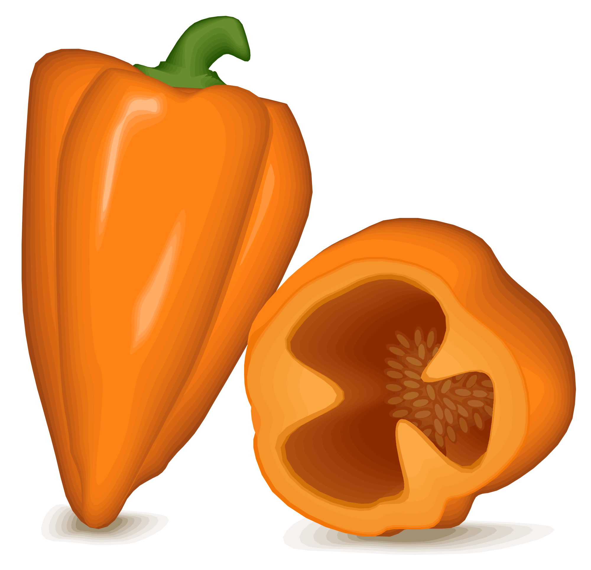 File svg wikimedia commons. Peppers clipart habanero