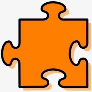 Oranges clipart puzzle. Orange piece clip art