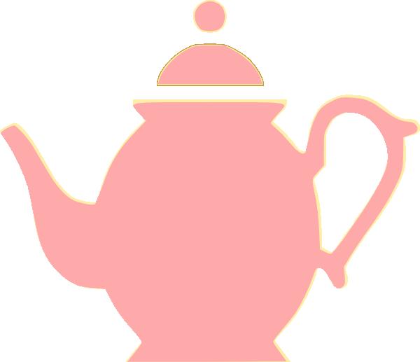 Orange clipart teapot. Clip art at clker