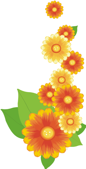 By maxandpercy ever on. Orange flower png