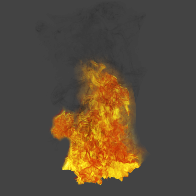 Fire decorative material free. Orange smoke png