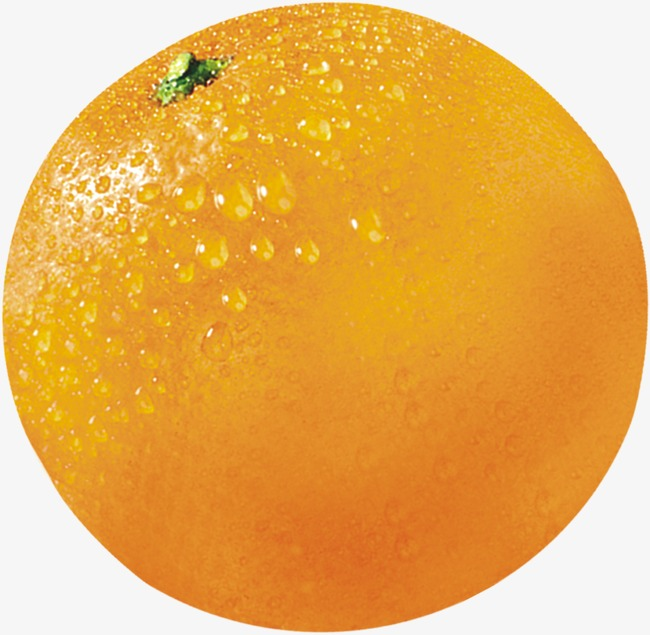 Oranges clipart. With water fruit yellow