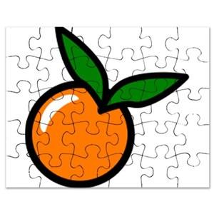 Oranges clipart puzzle. Orange fruit