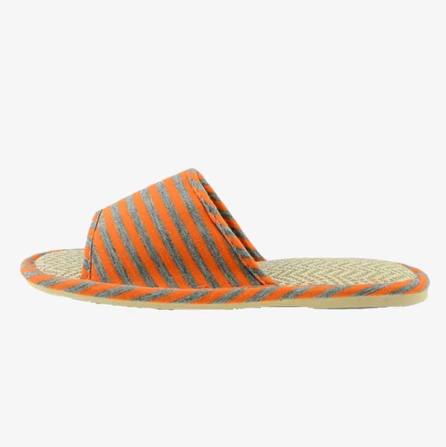 oranges clipart slipper