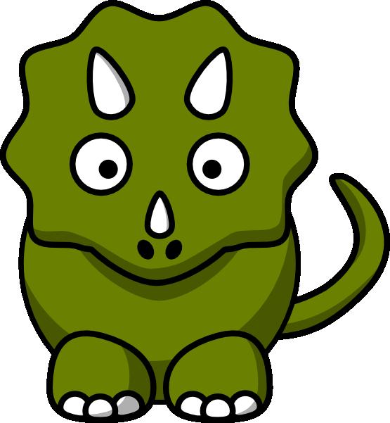 Oranges triceratops