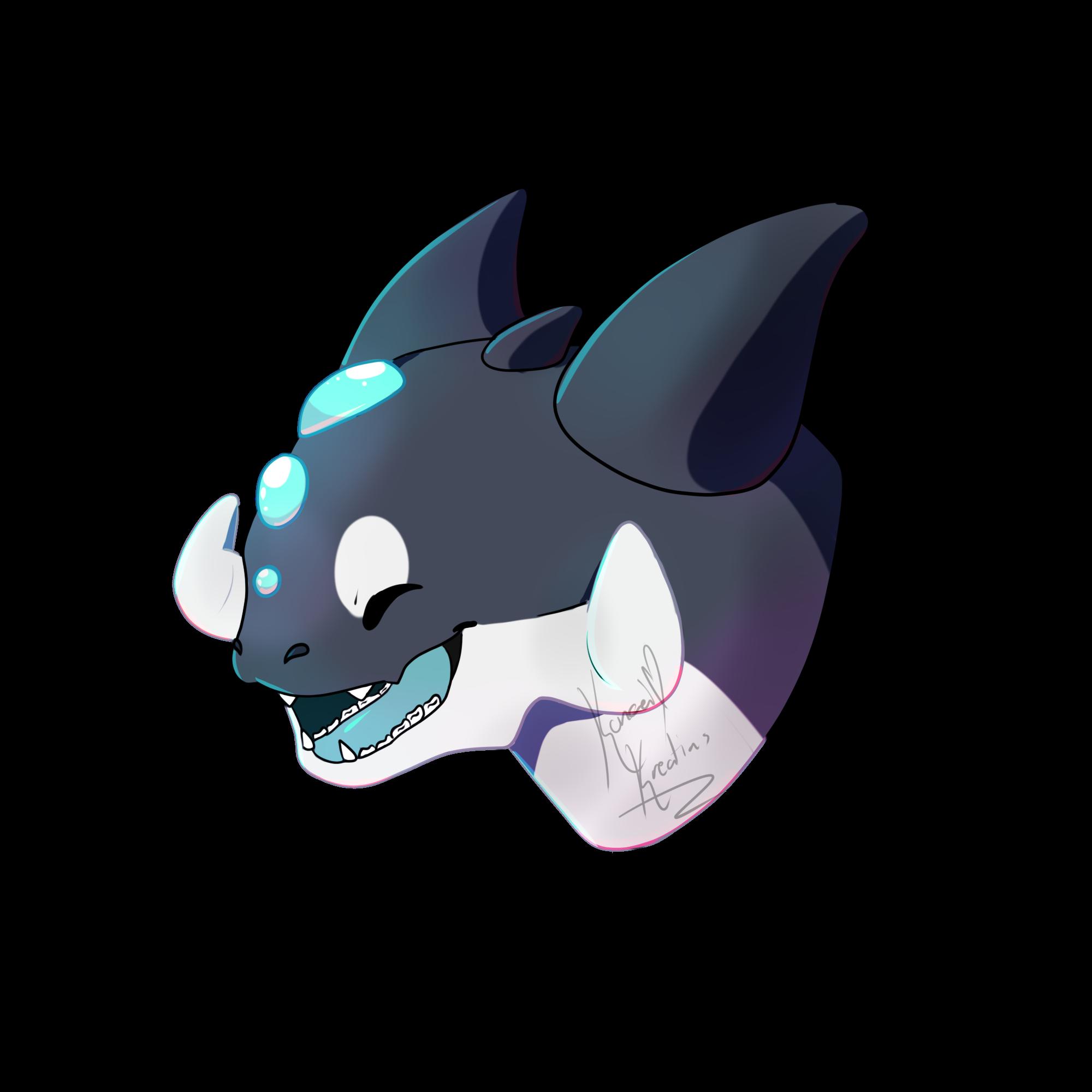 Dragon gift weasyl. Orca clipart animation