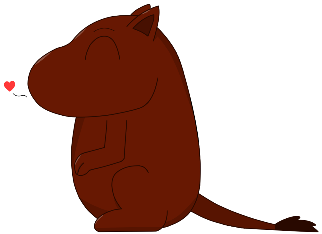 Gift pseudo jad by. Orca clipart chibi