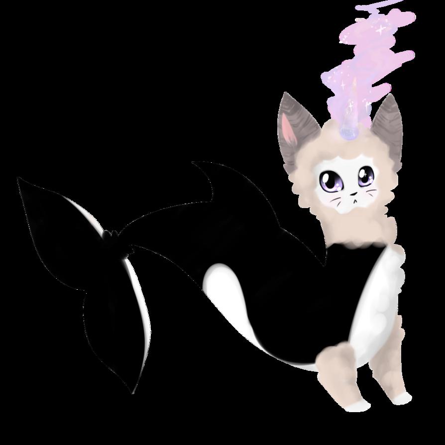 Orca clipart realistic. The majestic alpaca unicorn