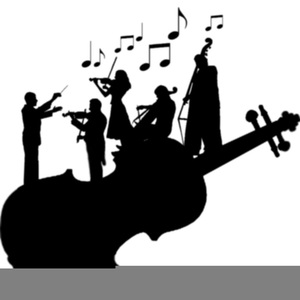 Orchestra clipart. Chamber free images at