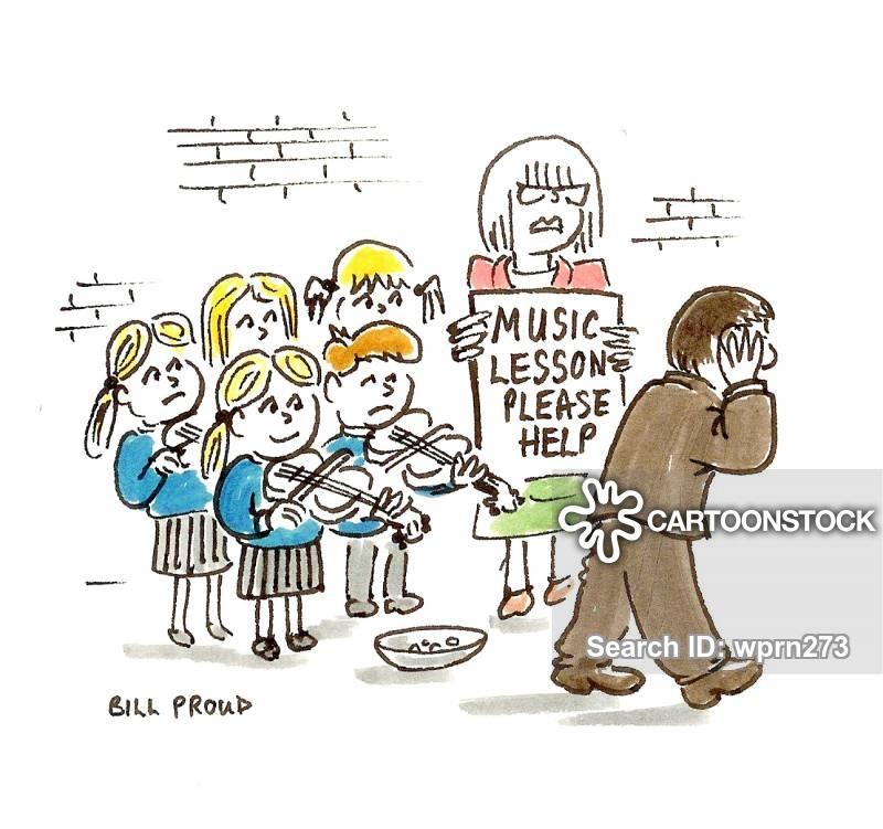 Orchestra clipart music classroom. Class cartoons and comics