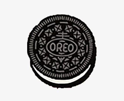 Oreo clipart. Cookies food good to