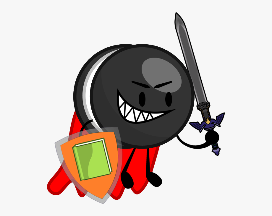 Png bfdi free cliparts. Oreo clipart character