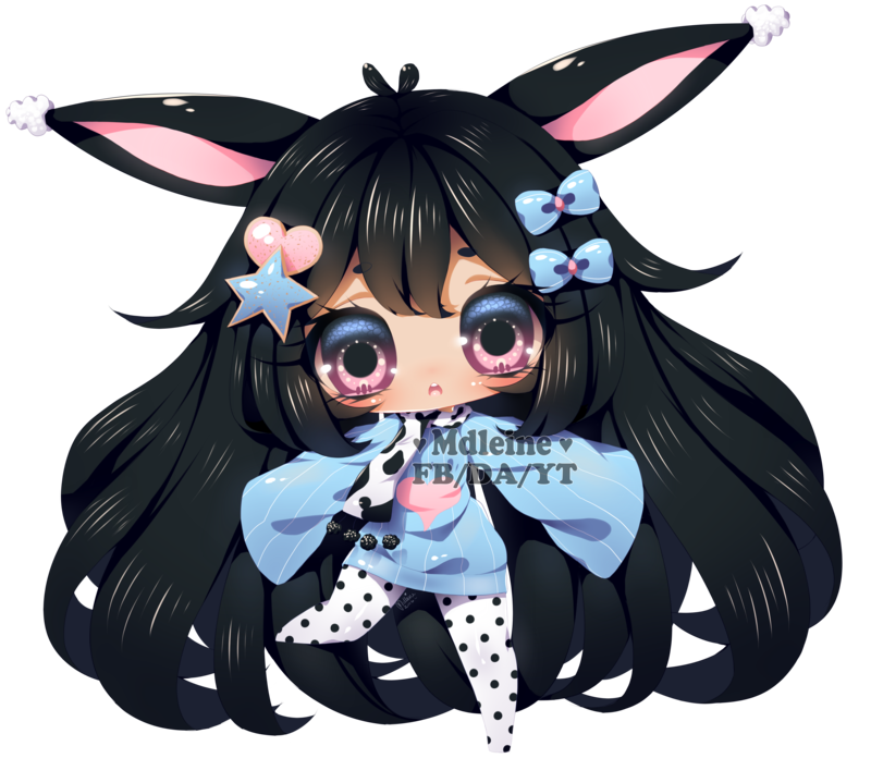 Oreo clipart chibi. Com by mdleine on
