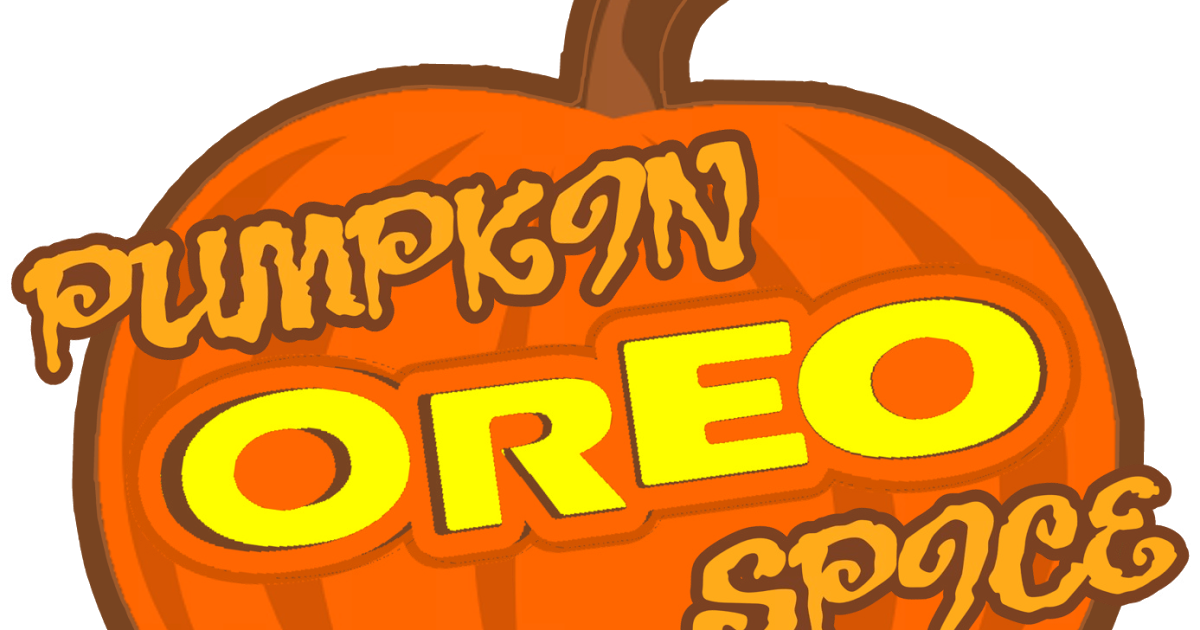 Oreo clipart chocolate covered. The holidaze pumpkin spice