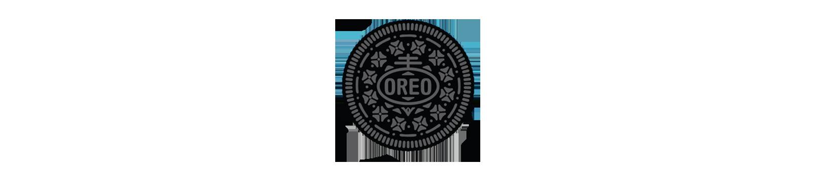 Oreo clipart cookie cream. Icons on behance