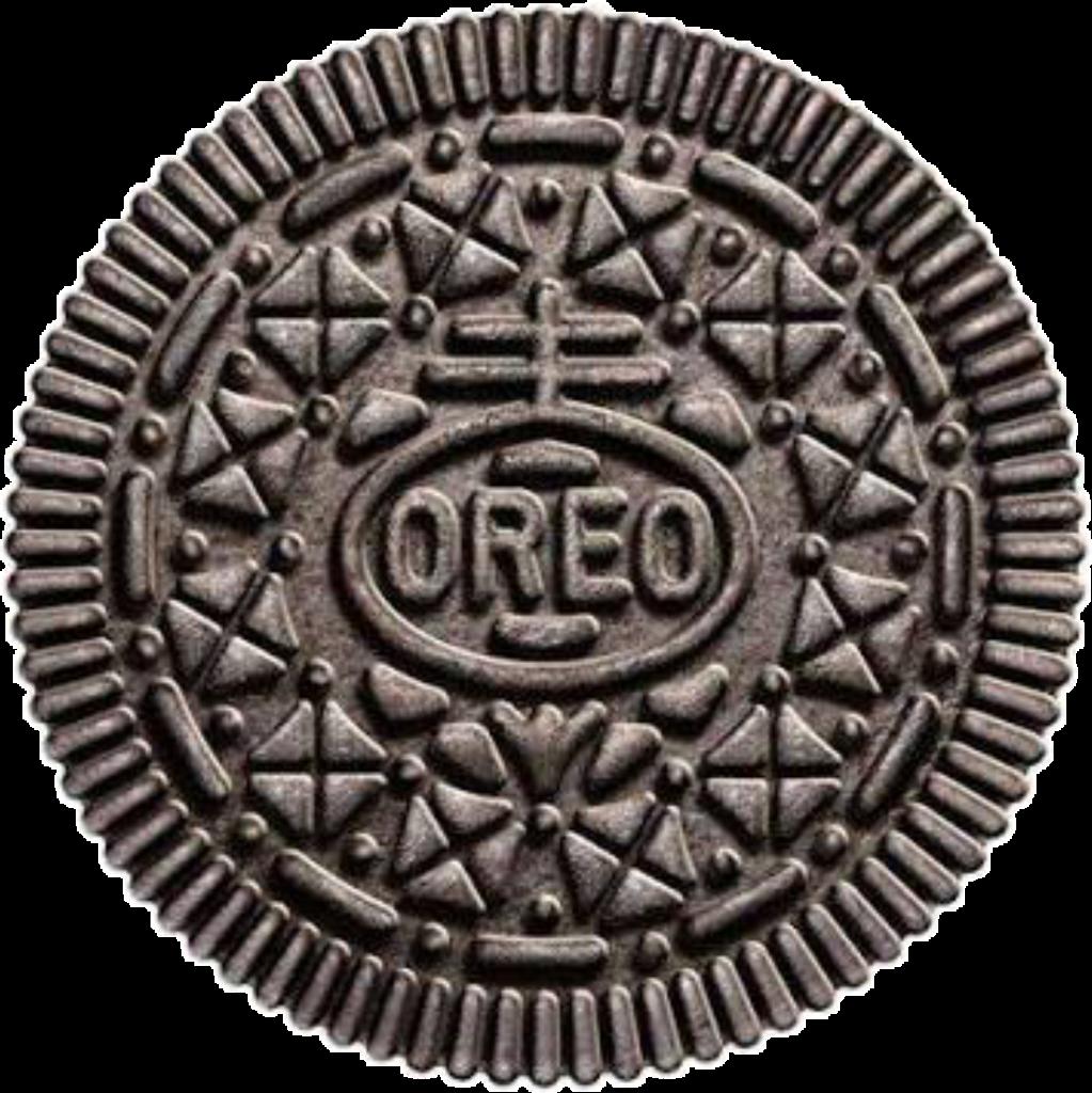 Oreocookies cookie biscuit sticker. Oreo clipart cute