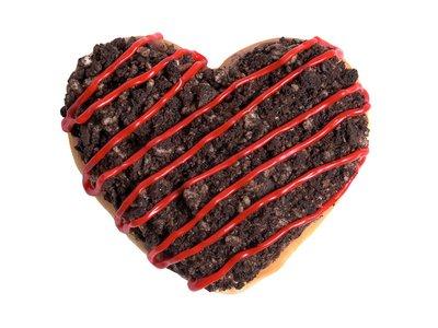 Krispy kreme s doughnut. Oreo clipart date