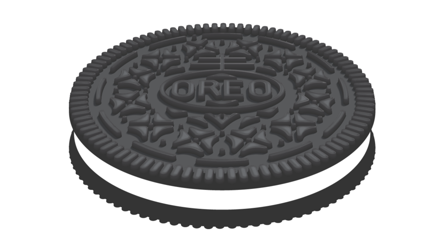Oreo clipart day. Food cartoon cookie product