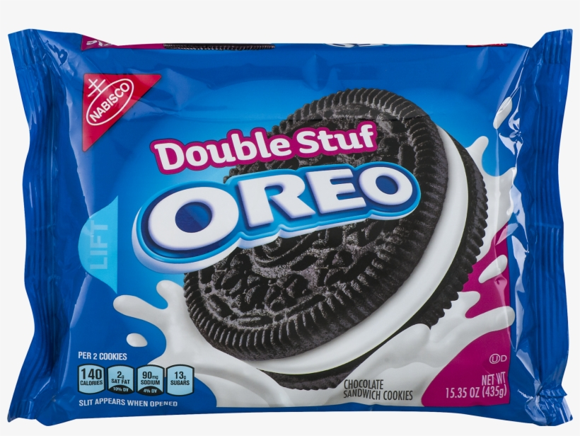 Banner free stock nabisco. Oreo clipart double stuff