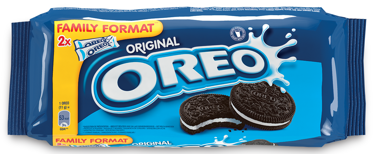 Oreo clipart double stuff. Pack