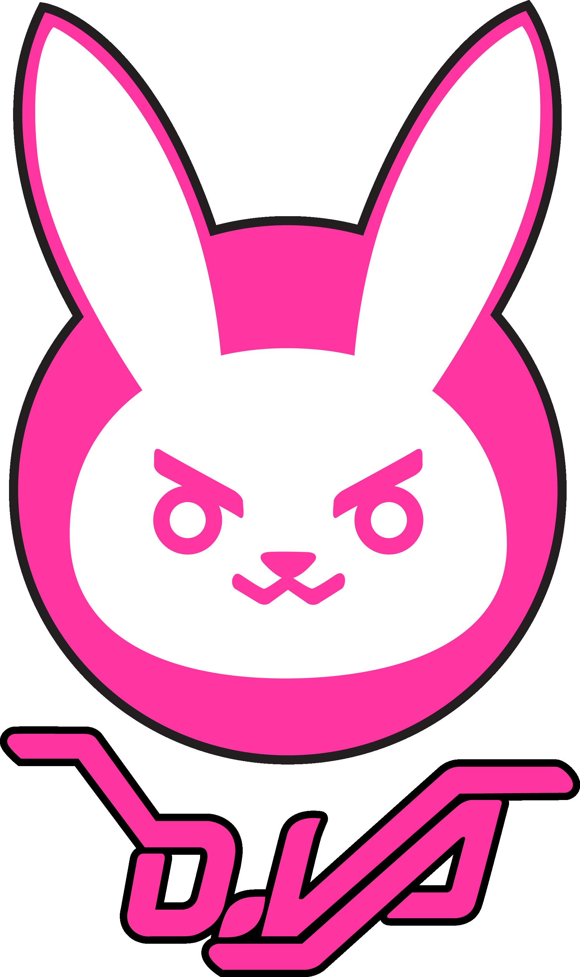 Oreo clipart emblem. D va boot animation