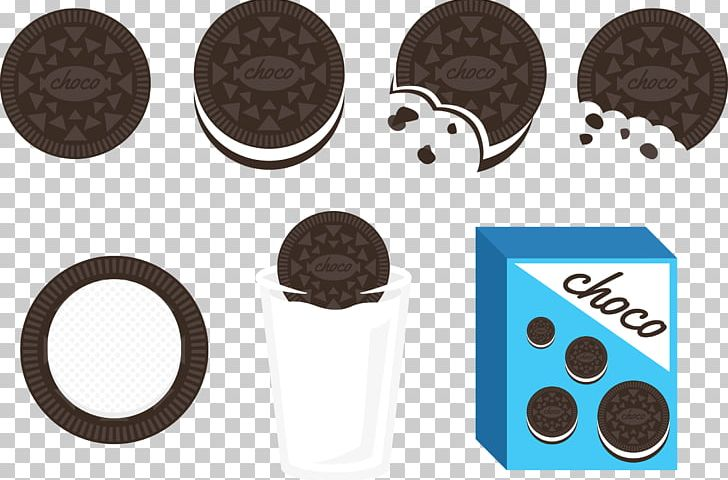 Android png biscuit chocolate. Oreo clipart illustration
