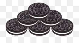 Biscuits png and transparent. Oreo clipart outline