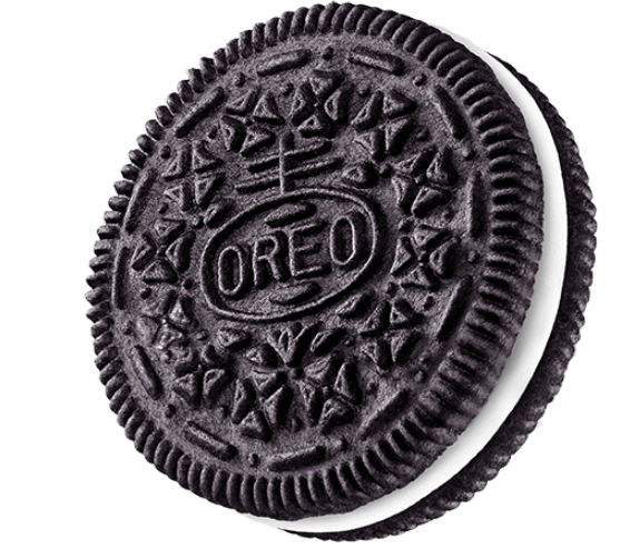 Oreo clipart side view. Large transparent png stickpng