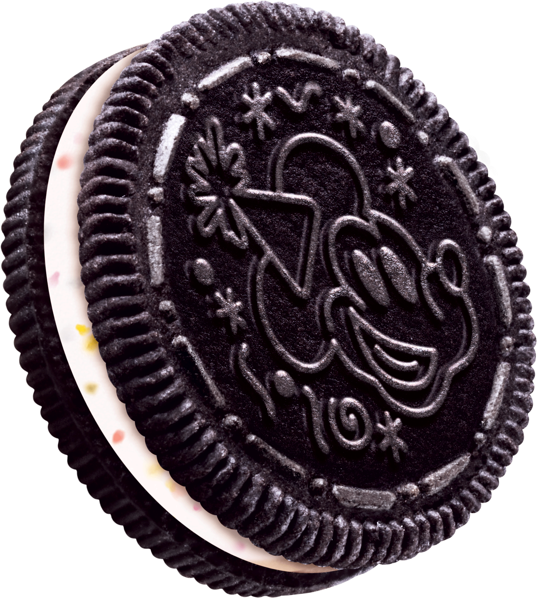 How to get s. Oreo clipart silhouette
